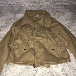 Loft tan jacket